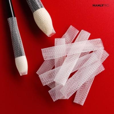 Сетка для сушки кистей и придания им формы Manly Pro 10 штук КБГ02: фото