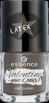 Лак для ногтей Valentine - who cares Essence 01 l.o.v.e. blah blah blah: фото