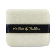 Пуф квадратный для пудры Holika Holika Flocking Puff Square: фото