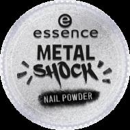 Эффектная пудра для ногтей Awesometallics Essence 01: фото