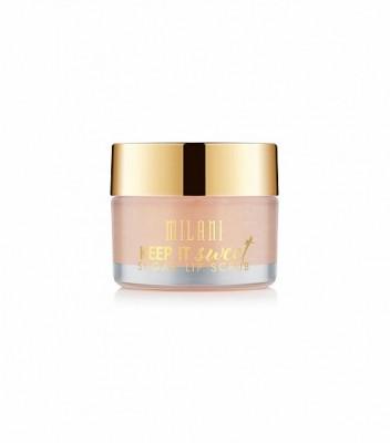Сахарный скраб Milani Cosmetics KEEP IT SWEET SUGAR LIP SCRUB: фото
