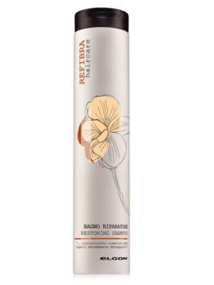 """Шампунь """"Интенсивное восстановление"""" ELGON REFIBRA Restoring Shampoo, 250 мл: фото"""