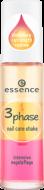 Трехфазное ухаживающее средство для ногтей 3 phase nail care shake Essence: фото
