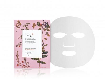 Тканевая маска с экстрактом масла чайного дерева Llang, 22 мл: фото