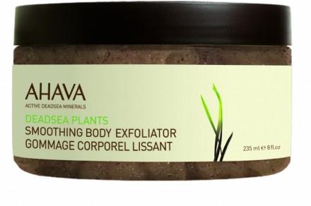 Разглаживающий скраб для тела Ahava Deadsea Plants 300 мл: фото