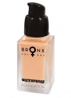 Водостойкая тональная основа Bronx Colors Waterproof Foundation MEDIUM BEIGE: фото