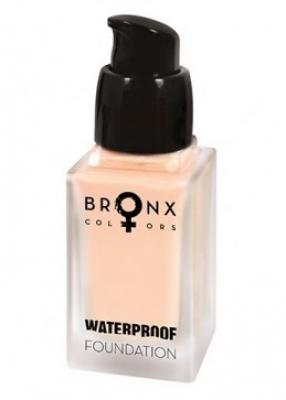 Водостойкая тональная основа Bronx Colors Waterproof Foundation BEIGE: фото