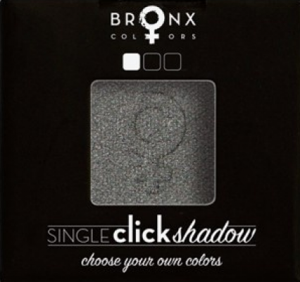Тени для век Bronx Colors Single Click Shadow BATTLESHIP GREY: фото