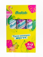 Набор Batiste XXL Volume spray 200мл+Original 200мл+Sweetie 200 мл Третий шампунь в подарок: фото
