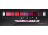 Палетка для макияжа губ CATRICE Creatrice Vinyl Lacquer Lip Palette 020 EMBELLISHED BOLDNESS: фото