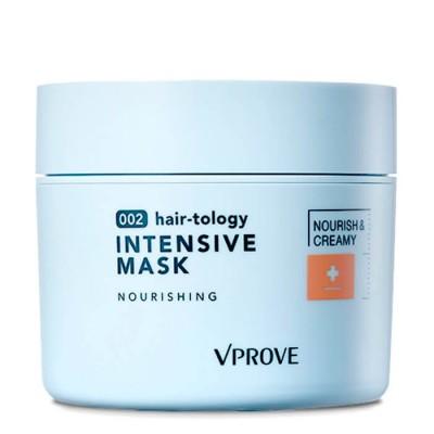 Интенсивная питательная маска для волос VPROVE Hairtology intensive mask-nourishing 220мл: фото