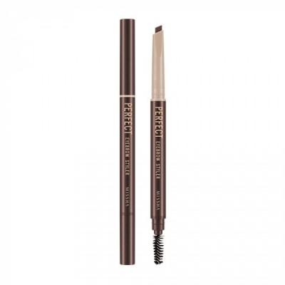 Карандаш для бровей автоматический MISSHA Perfect Eyebrow Styler Red Brown 0,35г: фото
