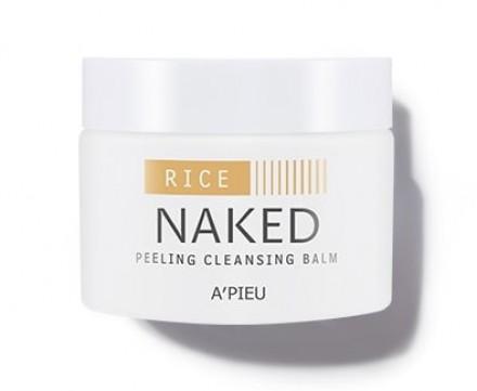 Пилинг-бальзам A'PIEU Naked Peeling Cleansing Balm: фото