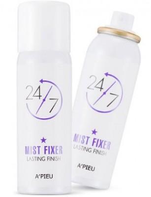 Спрей-фиксатор для макияжа A'PIEU 24/7 Mist Fixer: фото