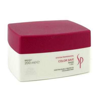Маска для окрашенных волос System Professional Color Save Mask 200 мл: фото
