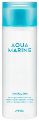 Тонер минеральный увлажняющий A'PIEU Aqua Marine Mineral Toner: фото