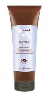Кондиционер для тонких и слабых волос NOOK BEAUTY FAMILY Fly & Vol Conditioner Ph5,0 250мл: фото