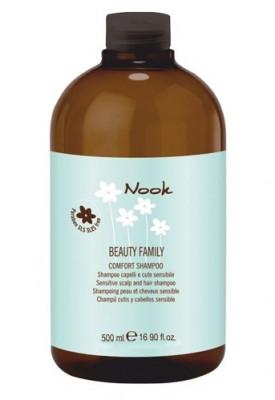 Шампунь для нормальных волос NOOK Beauty Family Comfort Shampoo Ph5,5 500мл: фото