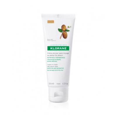Крем питательный для волос с маслом Финика пустынного Klorane Dry Hair 125 мл: фото