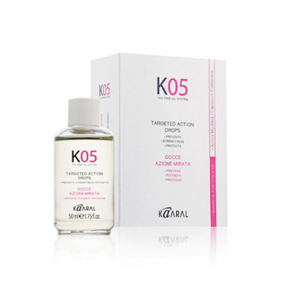 Капли против выпадения волос направленного действия Kaaral K05 Targeted Action Drops 50мл: фото
