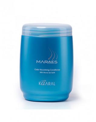 Маска питательная Kaaral MARAES Color Nourishing Mask 1000 мл: фото