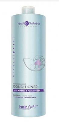 Бальзам с минералами и экстрактом жемчуга Hair Company HAIR LIGHT MINERAL PEARL Conditioner 1000мл: фото