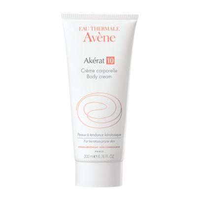 Крем Интенсивный увлажняющий для тела для очень сухой кожи склонной к шелушению Avene Akerat 10 200 мл: фото