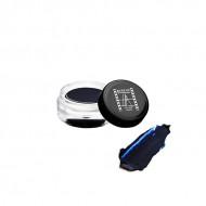 Водоустойчивая гелевая краска Make-Up Atelier Paris CGBLE чёрно-синий: фото
