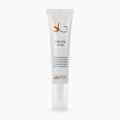 Крем-гель после солнца Premium Sunguard UV-SOS 15мл: фото