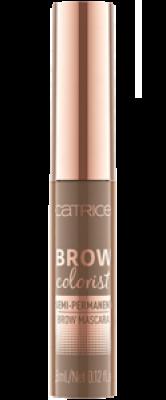 Тушь для бровей CATRICE Brow Colorist Semi-Permanent Brow Mascara 015 SOFT BRUNETTE: фото