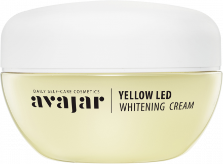 Крем осветляющий Avajar Yellow LED Whitening Cream Main 50мл: фото