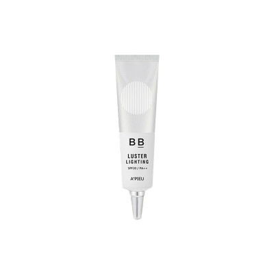 ВВ-крем с эффектом сияния A'PIEU Luster Lighting BB Cream SPF30/PA++ №23: фото