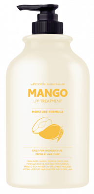 Маска для волос МАНГО Pedison Institut-Beaute Mango Rich LPP Treatment 500 мл: фото