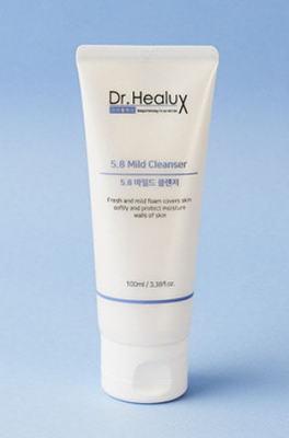 Пенка для умывания Dr. Healux 5.8 Mild Cleanser 100 мл: фото