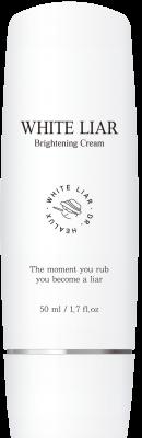 Крем для лица отбеливающий Dr. Healux White Liar 50 мл: фото
