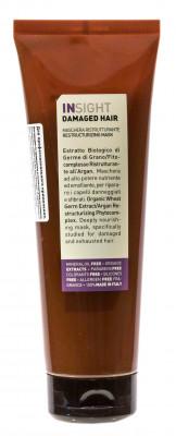 Маска для поврежденных волос INSIGHT DAMAGED HAIR 250 мл: фото