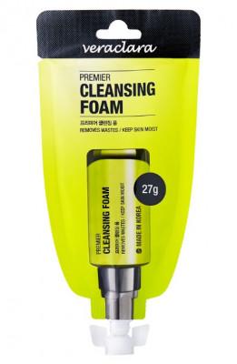 Пенка очищающая для снятия макияжа Veraclara Premier Cleansing Foam 27г: фото