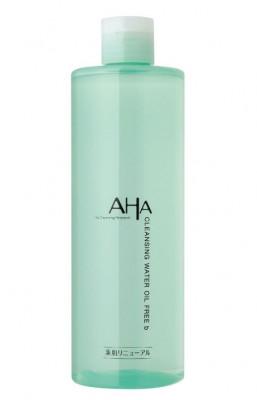 Средство снятия макияжа с фруктовыми кислотами BCL Cleaning Research Cleansing Water Oil Free 400 мл: фото