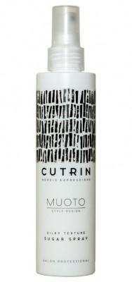 Спрей сахарный для шелковистой текстуры CUTRIN MUOTO SILKY TEXTURE SUGAR SPRAY 200мл: фото