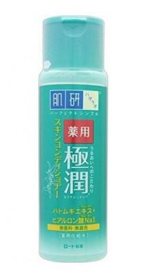 Лосьон-кондиционер для проблемной кожи HADALABO Gokujyun Lotion skin conditioner 170 мл: фото