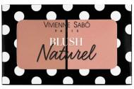 Румяна двойные Vivienne Sabo Duo de Blush Naturel тон 02 персиковый: фото