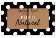 Румяна двойные Vivienne Sabo Duo de Blush Naturel тон 01 нежно-розовый: фото